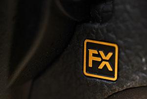 FXフォーマットのロゴ