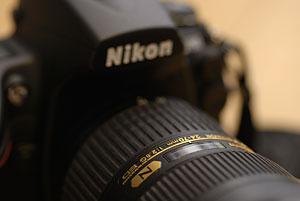 D700に24-70mm F2.8を装着