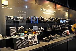 Nikonの歴代一眼レフカメラ