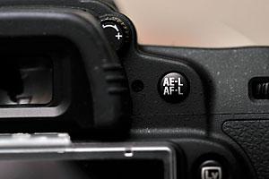 D90のAE-Lボタン
