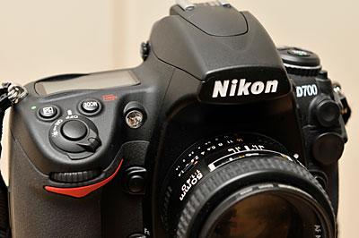 D700とAi AF Nikkor 50mm F1.4D